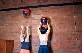 KG  4 WALL BALL crossfit ספורט אדיר